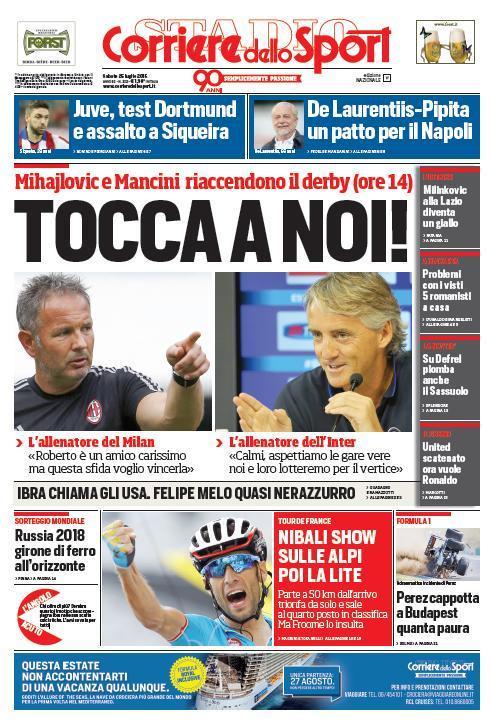 Corriere 25-07-2015