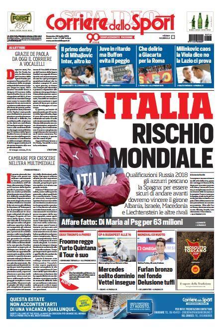 Corriere 26-07-2015