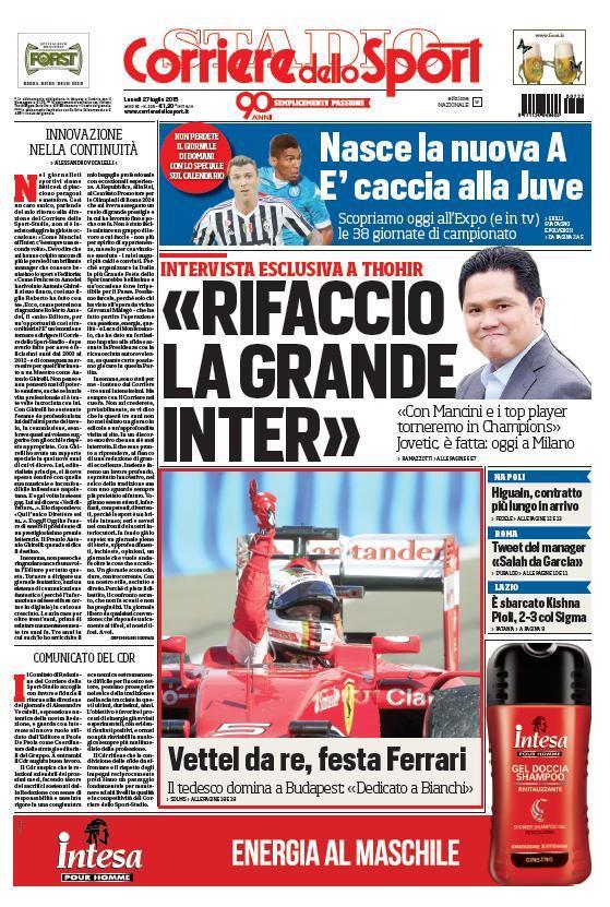 Corriere 27-07-2015