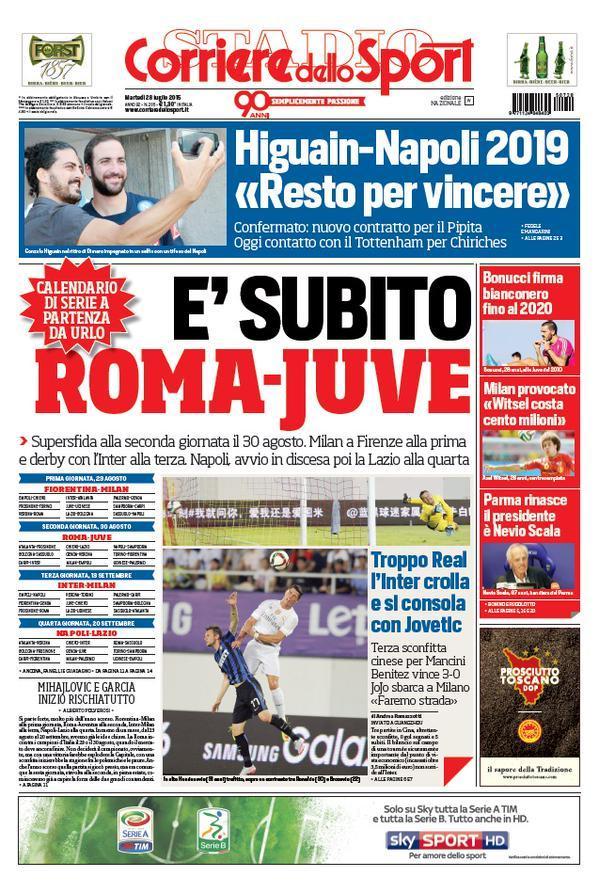Corriere 28-07-2015