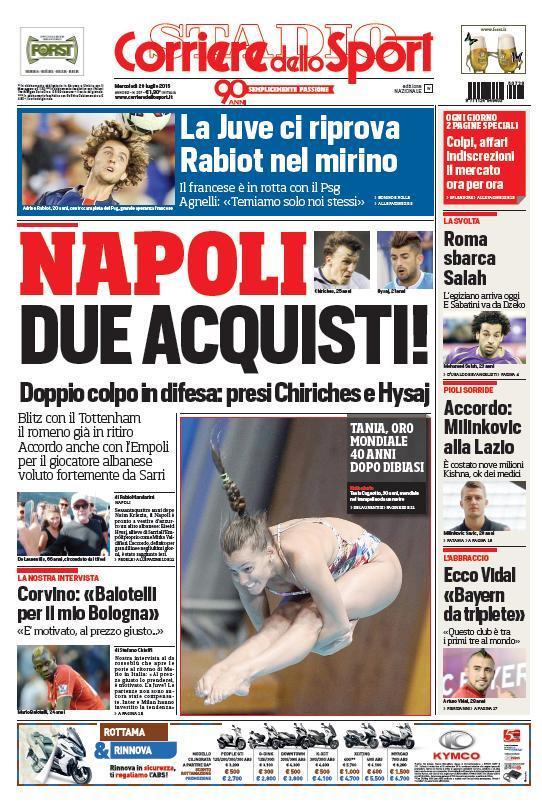 Corriere 29-07-2015