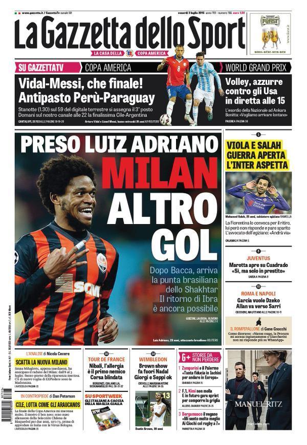 Gazzetta 03-07-2015