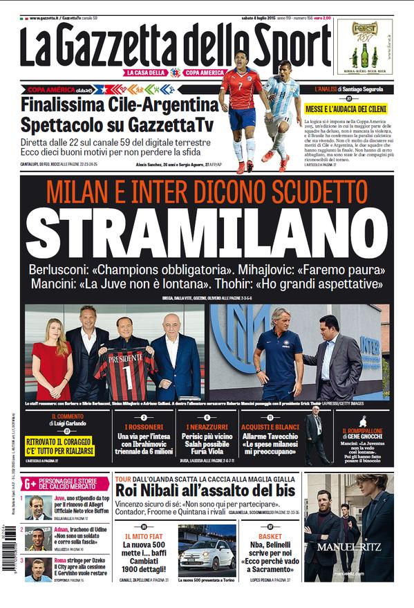 Gazzetta 04-07-2015