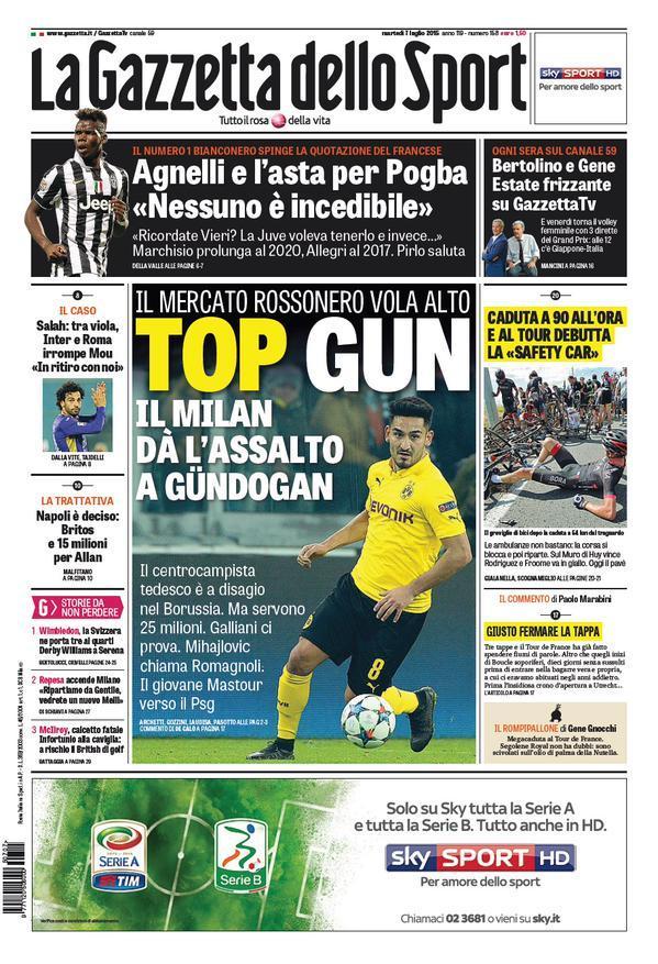 Gazzetta 07-07-2015