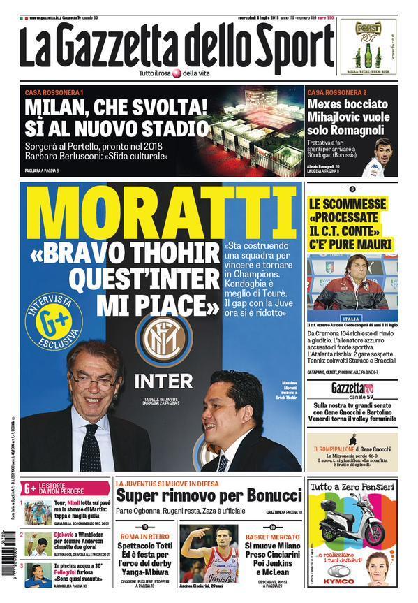 Gazzetta 08-07-2015