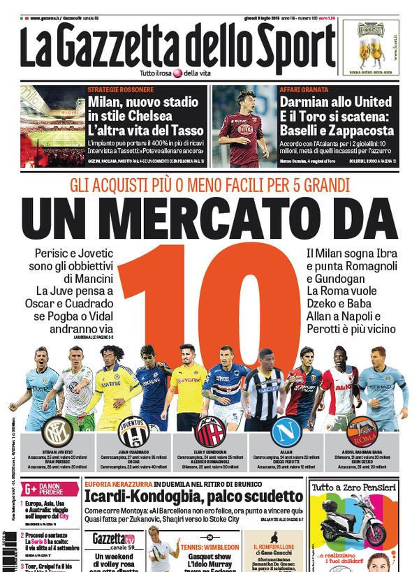 Gazzetta 09-07-2015