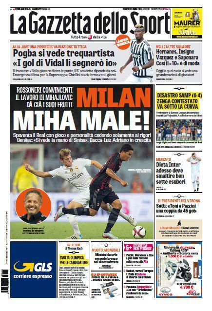 Gazzetta 31-07-2015