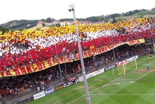 Benevento-curva