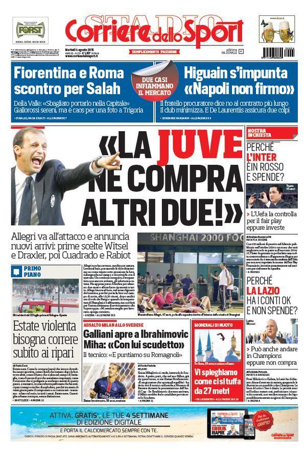 Corriere 04-08-2015