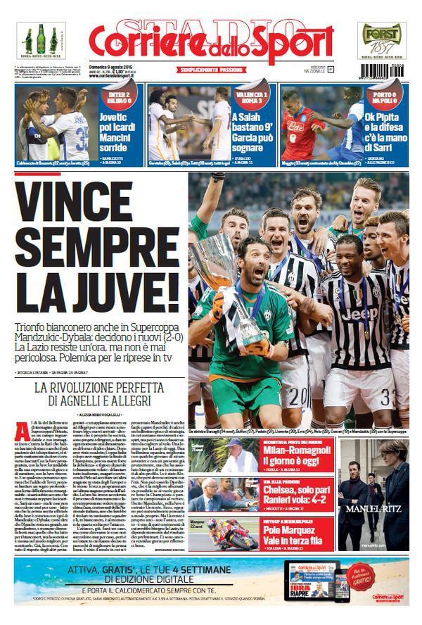 Corriere 09-08-2015