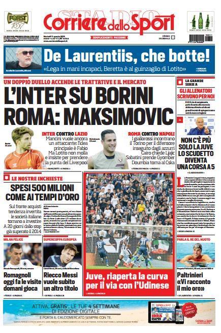 Corriere 11-08-2015