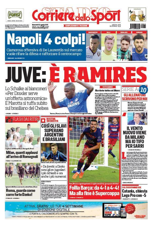 Corriere 12-08-2015