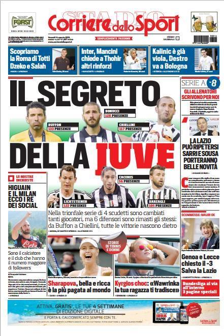 Corriere 14-08-2015