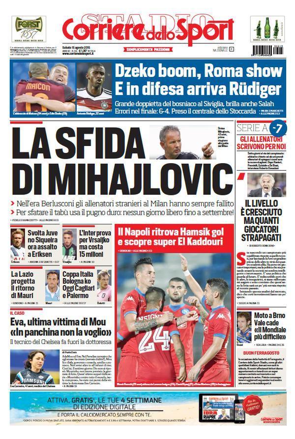Corriere 15-08-2015