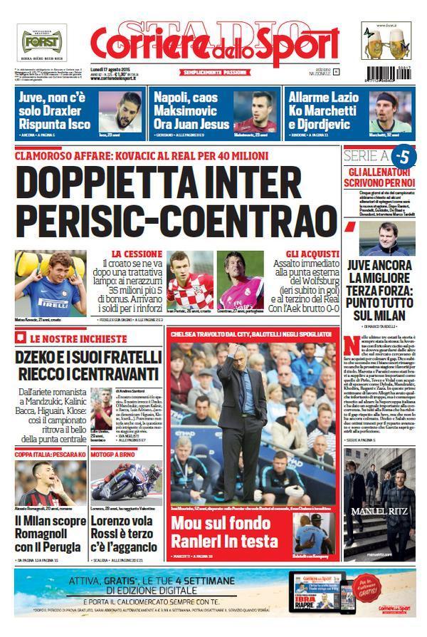 Corriere 17-08-2015