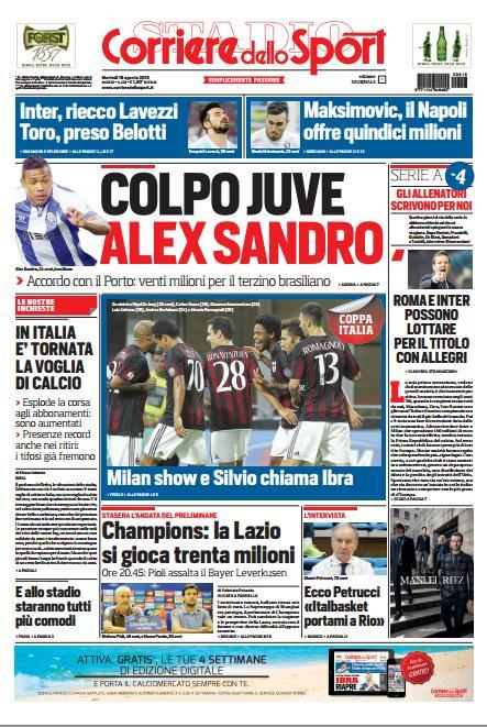 Corriere 18-08-2015