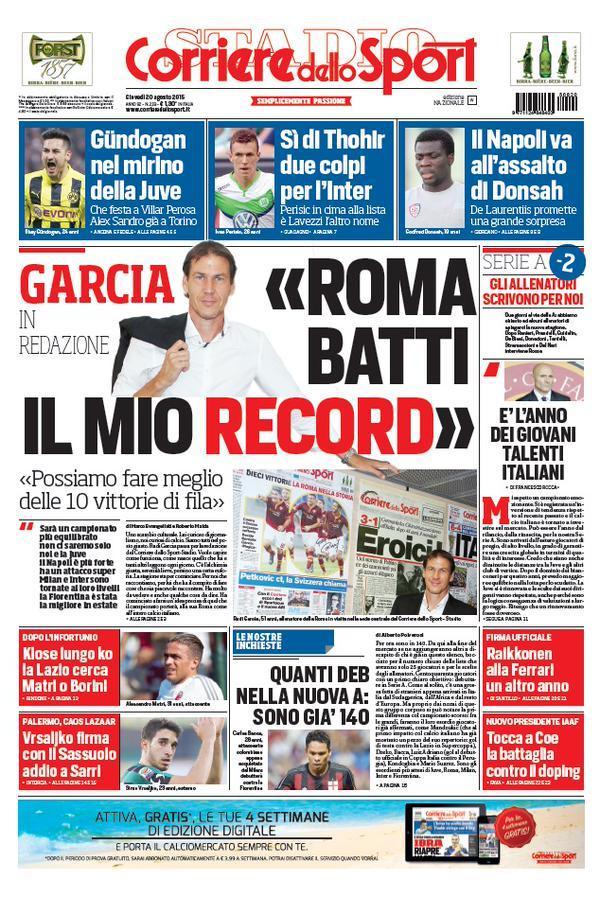 Corriere 20-08-2015