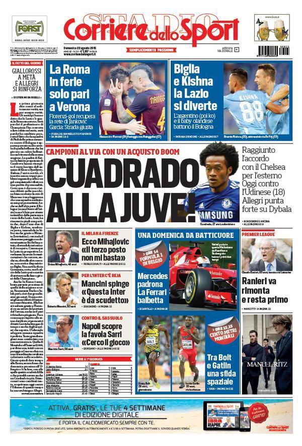 Corriere 23-08-2015