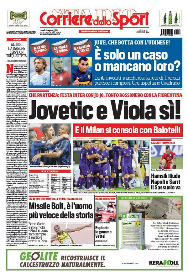 Corriere 24-08-2015