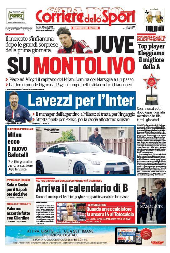 Corriere 25-08-2015