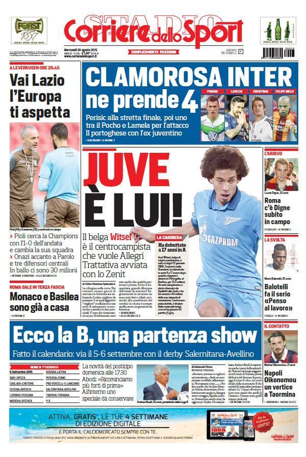 Corriere 26-08-2015