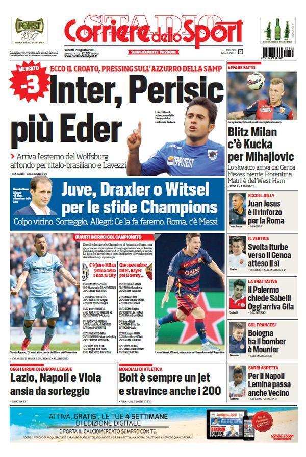 Corriere 28-08-2015
