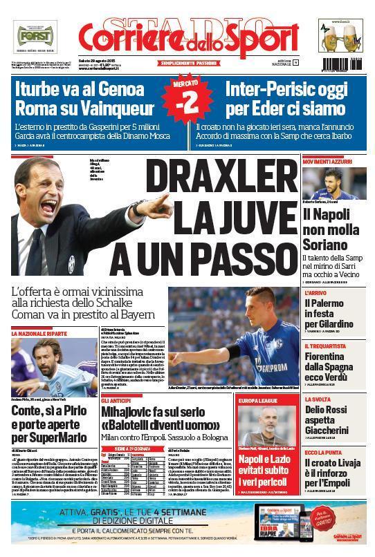 Corriere 29-08-2015