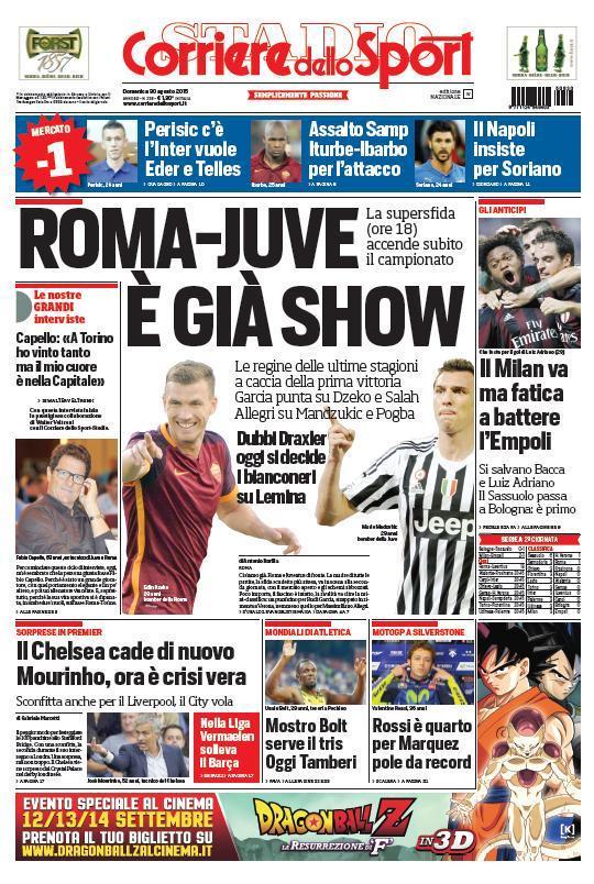 Corriere 30-08-2015