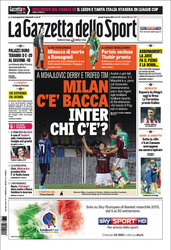GAzzetta 13-08-2015