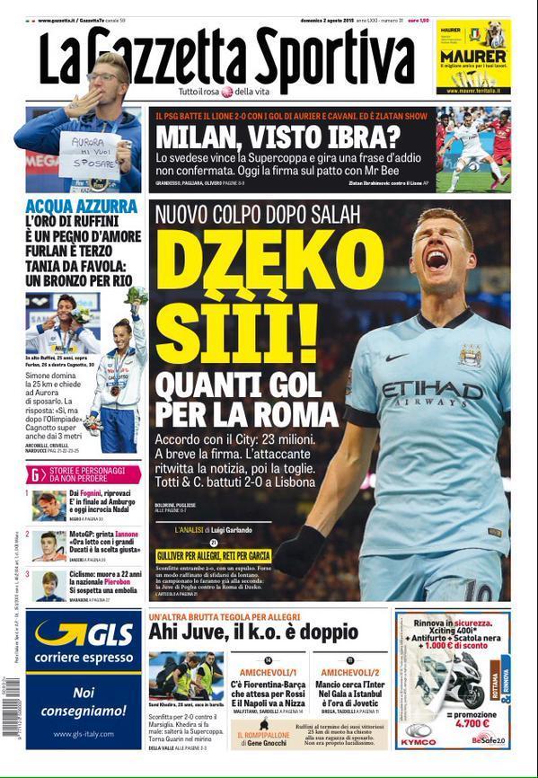Gazzetta 02-08-2015