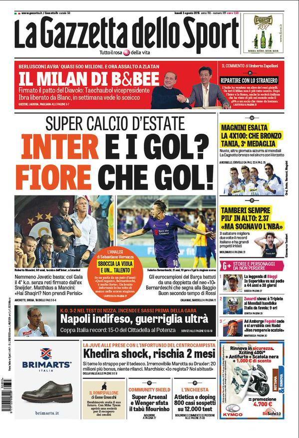 Gazzetta 03-08-2015