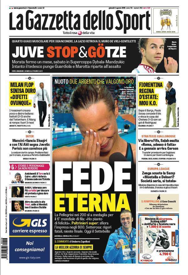 Gazzetta 06-08-2015