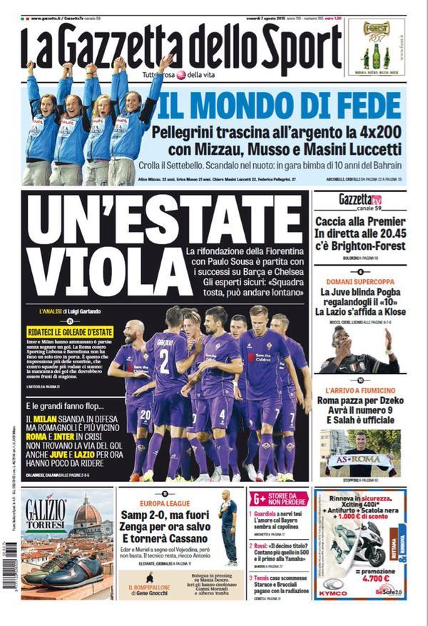 Gazzetta 07-08-2015