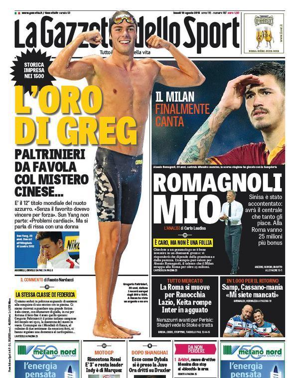 Gazzetta 10-08-2015