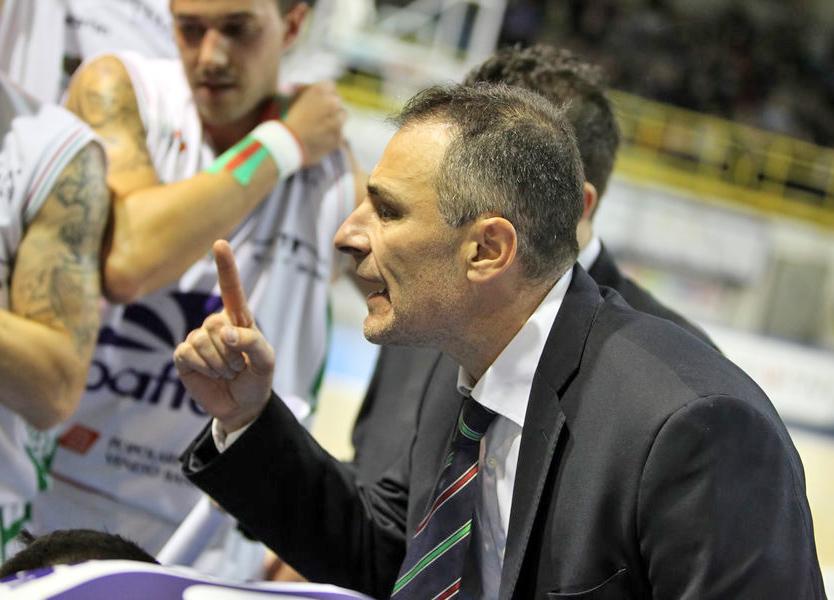 Adecco Silver 18a giornata - Paffoni Fulgor Basket vs Mobyt Ferrara - di Lorenzo