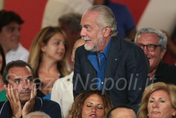 De Laurentiis Napoli Sampdoria