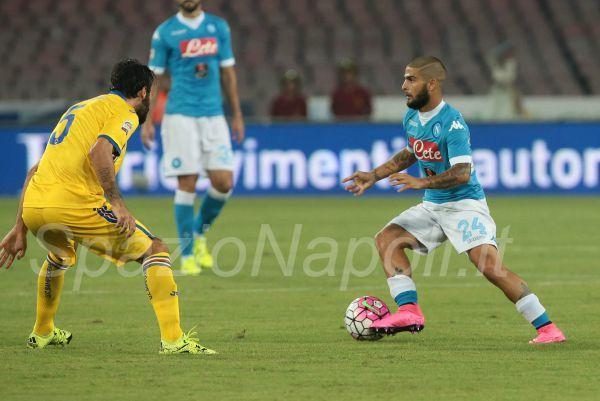 Insigne Napoli Sampdoria
