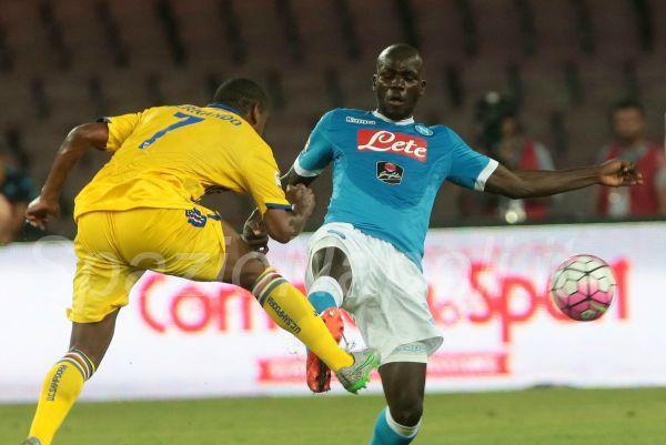 Napoli Sampdoria Koulibaly