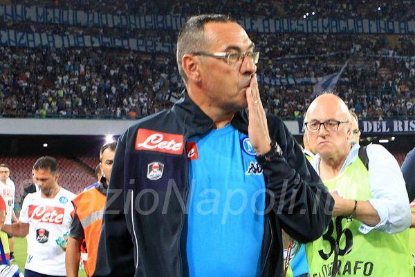 Sarri Nap Sampdoria