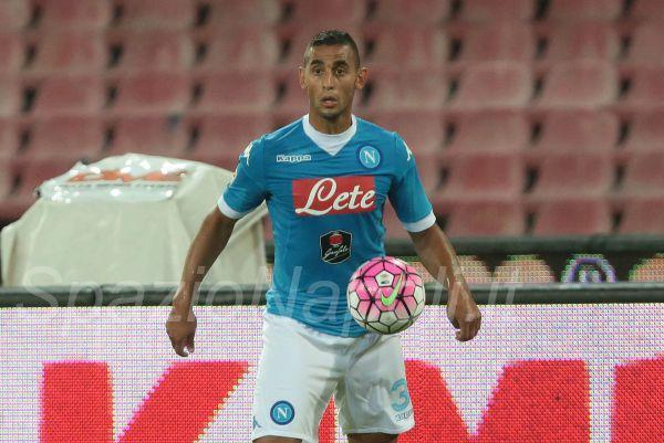 Ghoulam Napoli Sampdoria