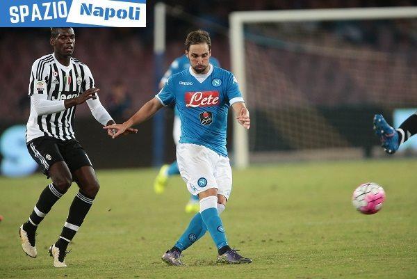 Higuain pogba Napoli Juve