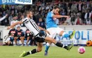 Higuain bonucci Napoli Juve