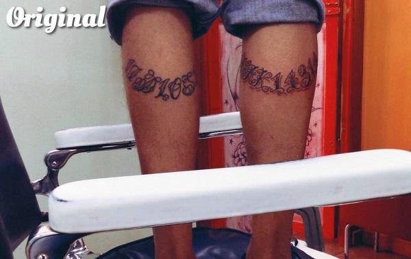 tueff tattoo