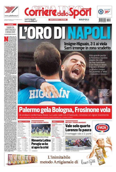 Corriere dello Sport Ed. Campania