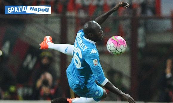 Napoli Milan Koulibaly