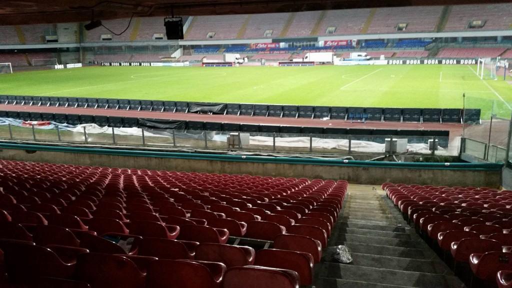 Aveva perso la fede durante Napoli-Inter, ecco come si è conclusa la vicenda