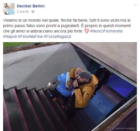 Reina Daniele Decibel Bellini