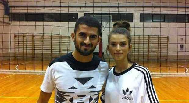 Rigelta Hysaj con Elseid