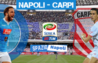 Copertina Napoli-Carpi 2015-2016