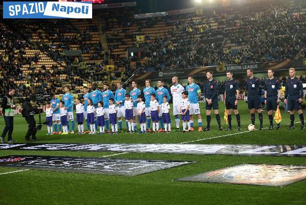 napoli squadra europa league